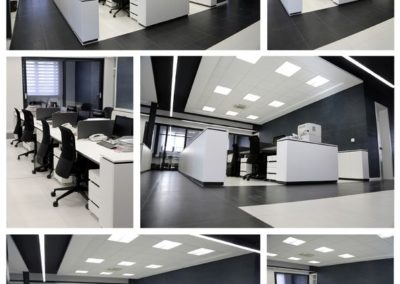 Custom Office in Miami